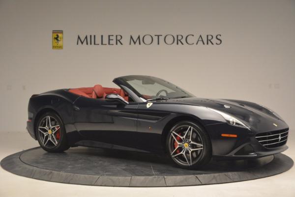 Used 2017 Ferrari California T for sale Sold at Bugatti of Greenwich in Greenwich CT 06830 10