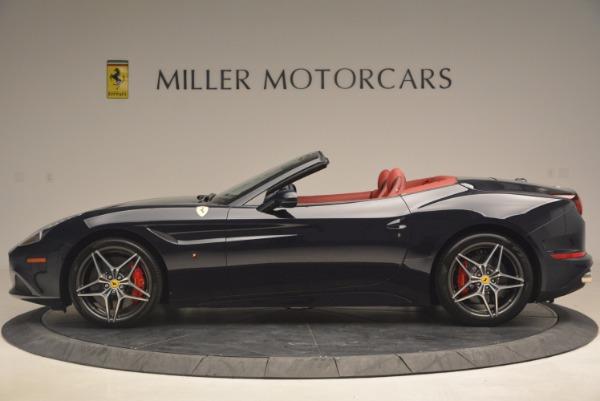 Used 2017 Ferrari California T for sale Sold at Bugatti of Greenwich in Greenwich CT 06830 3