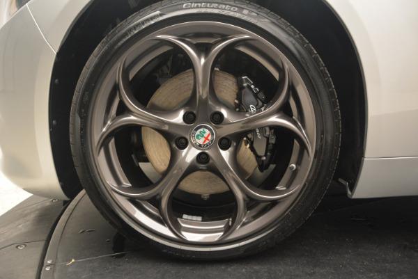 New 2017 Alfa Romeo Giulia Ti Sport Q4 for sale Sold at Bugatti of Greenwich in Greenwich CT 06830 25