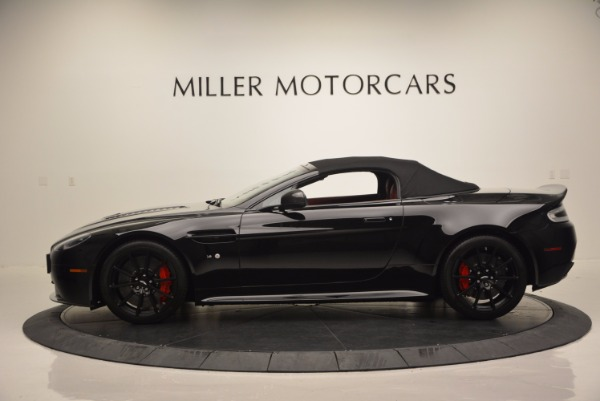 Used 2015 Aston Martin V12 Vantage S Roadster for sale Sold at Bugatti of Greenwich in Greenwich CT 06830 19