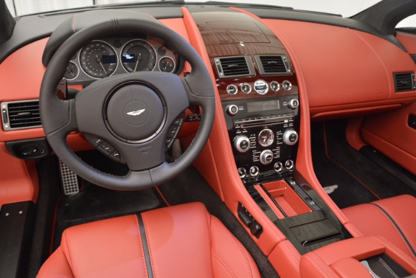 Used 2015 Aston Martin V12 Vantage S Roadster for sale Sold at Bugatti of Greenwich in Greenwich CT 06830 21