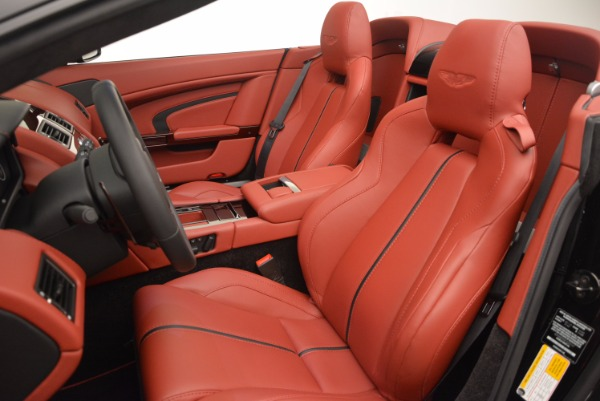 Used 2015 Aston Martin V12 Vantage S Roadster for sale Sold at Bugatti of Greenwich in Greenwich CT 06830 22