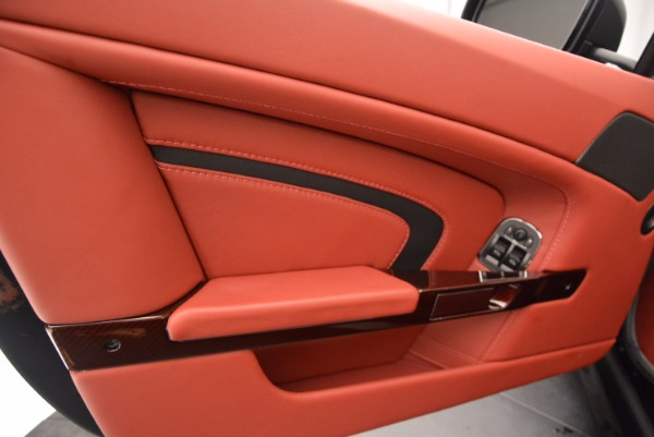 Used 2015 Aston Martin V12 Vantage S Roadster for sale Sold at Bugatti of Greenwich in Greenwich CT 06830 23