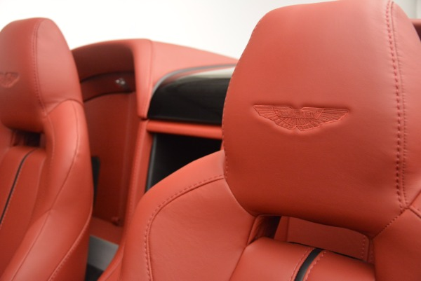 Used 2015 Aston Martin V12 Vantage S Roadster for sale Sold at Bugatti of Greenwich in Greenwich CT 06830 24