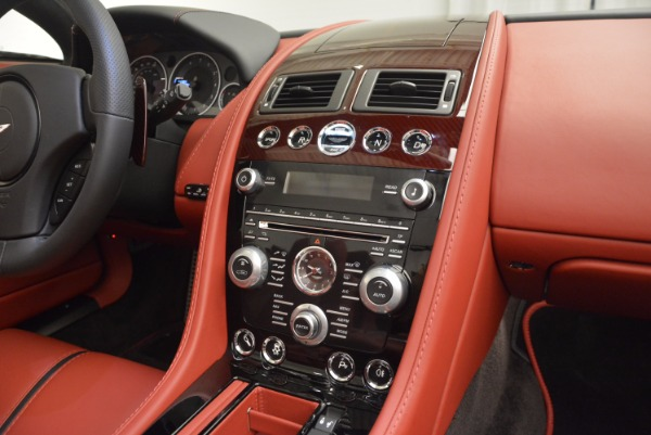Used 2015 Aston Martin V12 Vantage S Roadster for sale Sold at Bugatti of Greenwich in Greenwich CT 06830 25