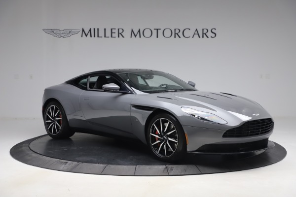 Used 2017 Aston Martin DB11 V12 for sale $149,900 at Bugatti of Greenwich in Greenwich CT 06830 10