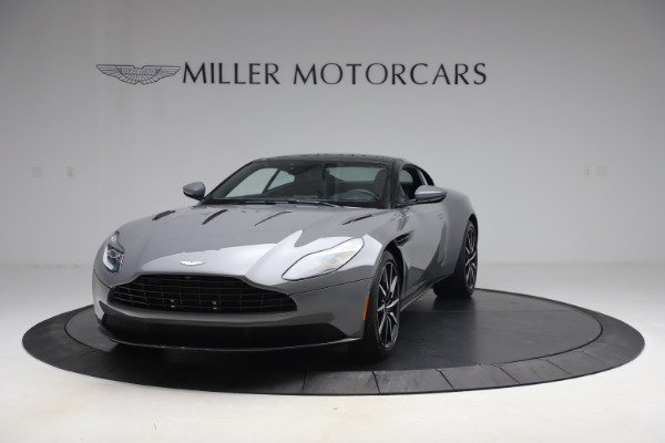 Used 2017 Aston Martin DB11 V12 for sale $149,900 at Bugatti of Greenwich in Greenwich CT 06830 12