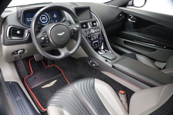 Used 2017 Aston Martin DB11 V12 for sale $149,900 at Bugatti of Greenwich in Greenwich CT 06830 13