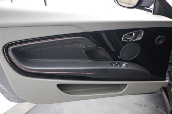 Used 2017 Aston Martin DB11 for sale $149,900 at Bugatti of Greenwich in Greenwich CT 06830 16