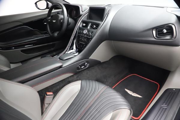 Used 2017 Aston Martin DB11 for sale $149,900 at Bugatti of Greenwich in Greenwich CT 06830 18