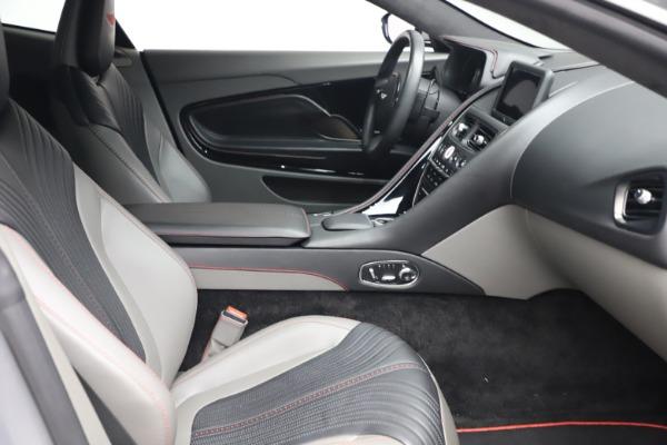 Used 2017 Aston Martin DB11 for sale $149,900 at Bugatti of Greenwich in Greenwich CT 06830 19