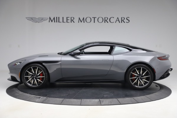 Used 2017 Aston Martin DB11 V12 for sale $149,900 at Bugatti of Greenwich in Greenwich CT 06830 2