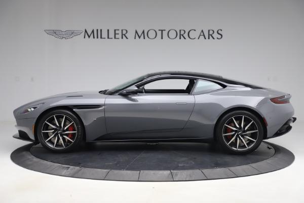 Used 2017 Aston Martin DB11 for sale $149,900 at Bugatti of Greenwich in Greenwich CT 06830 2