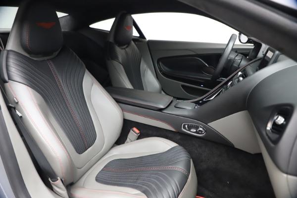 Used 2017 Aston Martin DB11 for sale $149,900 at Bugatti of Greenwich in Greenwich CT 06830 20