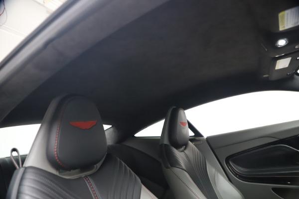 Used 2017 Aston Martin DB11 for sale $149,900 at Bugatti of Greenwich in Greenwich CT 06830 21