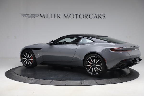 Used 2017 Aston Martin DB11 V12 for sale $149,900 at Bugatti of Greenwich in Greenwich CT 06830 3