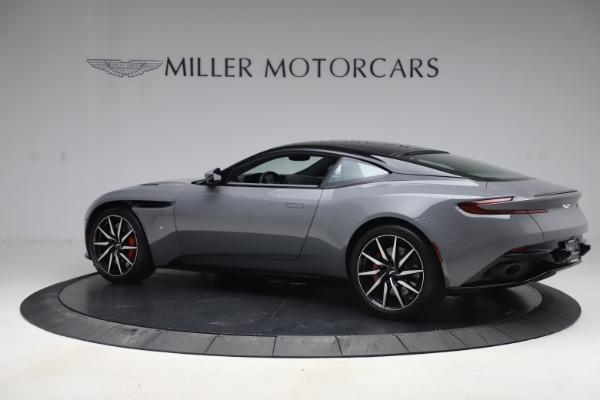 Used 2017 Aston Martin DB11 for sale $149,900 at Bugatti of Greenwich in Greenwich CT 06830 3