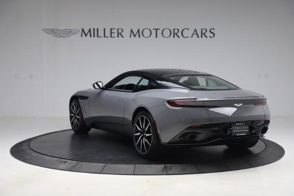 New 2017 Aston Martin DB11 for sale Sold at Bugatti of Greenwich in Greenwich CT 06830 4