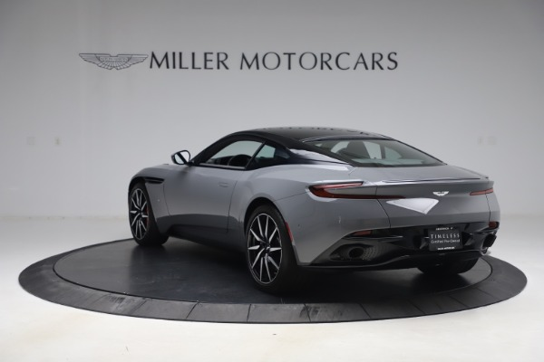 Used 2017 Aston Martin DB11 for sale $149,900 at Bugatti of Greenwich in Greenwich CT 06830 4