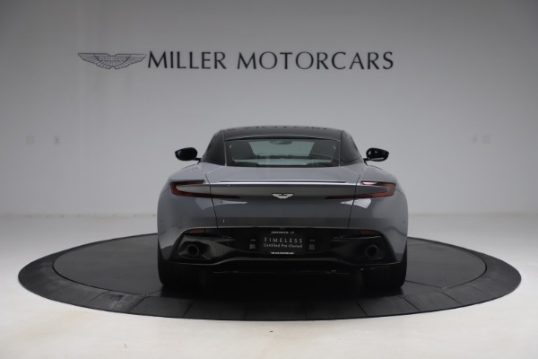 Used 2017 Aston Martin DB11 V12 for sale $149,900 at Bugatti of Greenwich in Greenwich CT 06830 5