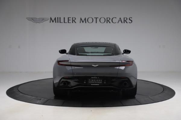 Used 2017 Aston Martin DB11 for sale $149,900 at Bugatti of Greenwich in Greenwich CT 06830 5