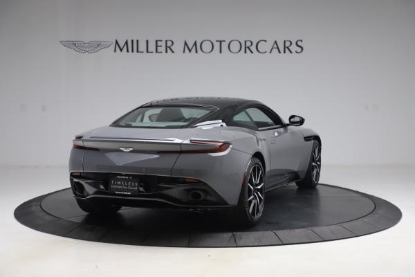 Used 2017 Aston Martin DB11 V12 for sale $149,900 at Bugatti of Greenwich in Greenwich CT 06830 6