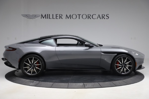 Used 2017 Aston Martin DB11 for sale $149,900 at Bugatti of Greenwich in Greenwich CT 06830 8