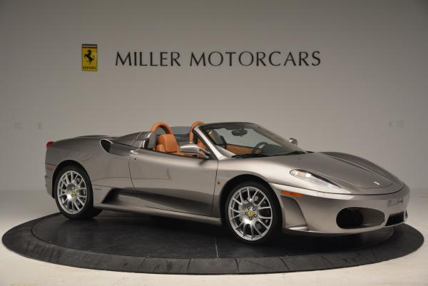 Used 2005 Ferrari F430 Spider 6-Speed Manual for sale Sold at Bugatti of Greenwich in Greenwich CT 06830 10