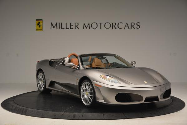 Used 2005 Ferrari F430 Spider 6-Speed Manual for sale Sold at Bugatti of Greenwich in Greenwich CT 06830 11