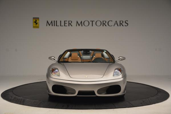 Used 2005 Ferrari F430 Spider 6-Speed Manual for sale Sold at Bugatti of Greenwich in Greenwich CT 06830 12