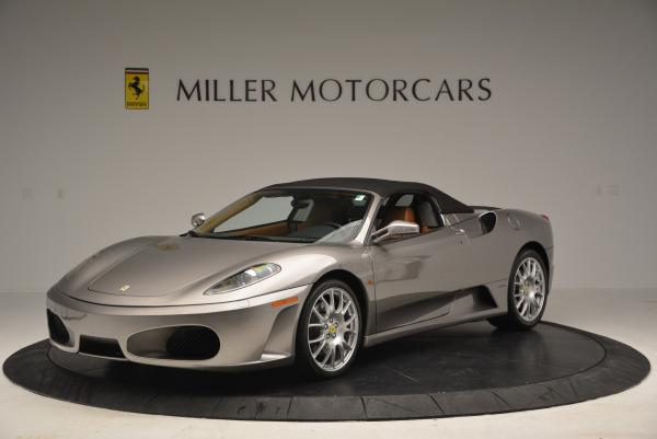 Used 2005 Ferrari F430 Spider 6-Speed Manual for sale Sold at Bugatti of Greenwich in Greenwich CT 06830 13