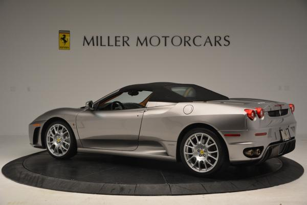 Used 2005 Ferrari F430 Spider 6-Speed Manual for sale Sold at Bugatti of Greenwich in Greenwich CT 06830 16