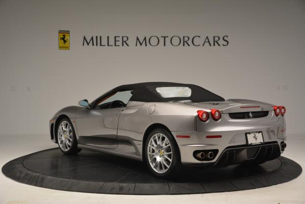 Used 2005 Ferrari F430 Spider 6-Speed Manual for sale Sold at Bugatti of Greenwich in Greenwich CT 06830 17