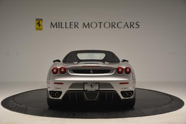 Used 2005 Ferrari F430 Spider 6-Speed Manual for sale Sold at Bugatti of Greenwich in Greenwich CT 06830 18