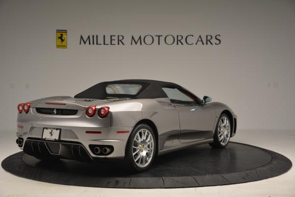 Used 2005 Ferrari F430 Spider 6-Speed Manual for sale Sold at Bugatti of Greenwich in Greenwich CT 06830 19
