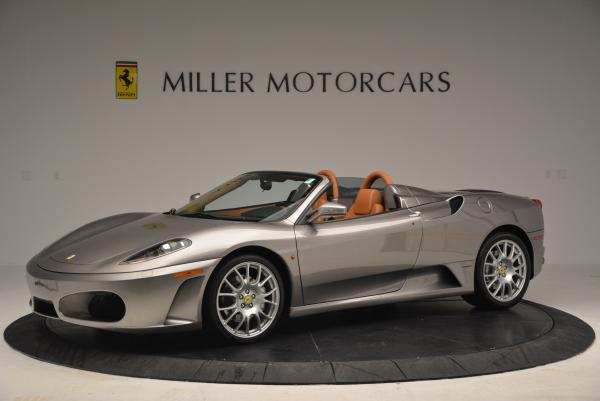 Used 2005 Ferrari F430 Spider 6-Speed Manual for sale Sold at Bugatti of Greenwich in Greenwich CT 06830 2