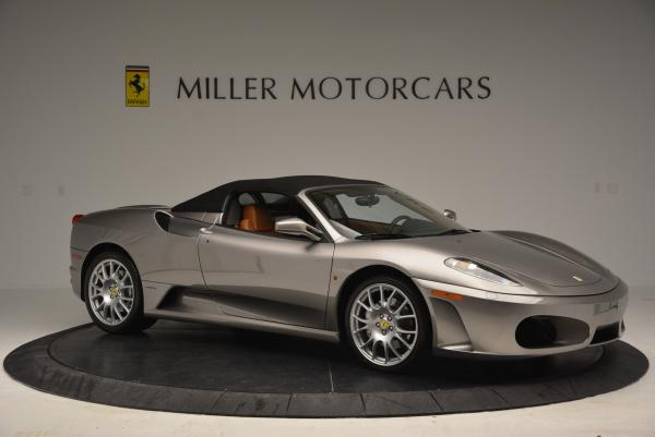 Used 2005 Ferrari F430 Spider 6-Speed Manual for sale Sold at Bugatti of Greenwich in Greenwich CT 06830 22