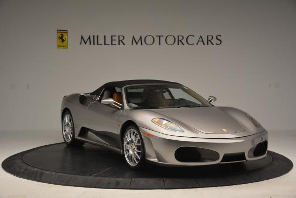 Used 2005 Ferrari F430 Spider 6-Speed Manual for sale Sold at Bugatti of Greenwich in Greenwich CT 06830 23