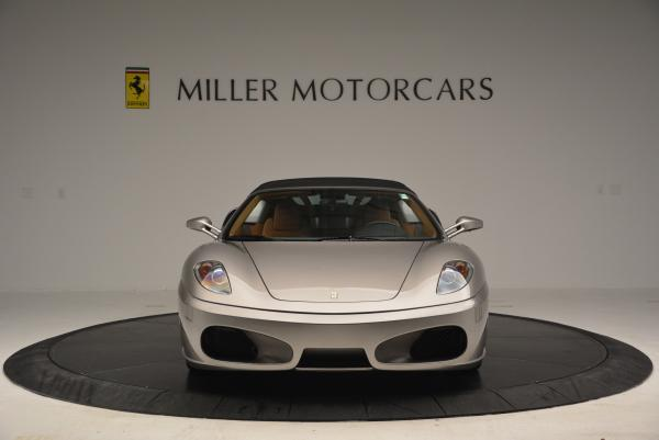 Used 2005 Ferrari F430 Spider 6-Speed Manual for sale Sold at Bugatti of Greenwich in Greenwich CT 06830 24
