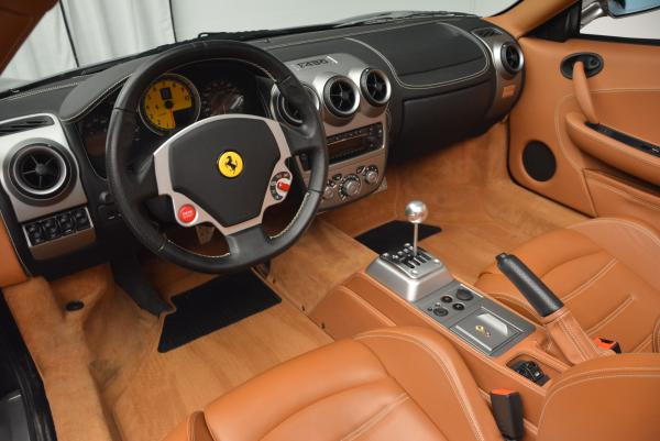 Used 2005 Ferrari F430 Spider 6-Speed Manual for sale Sold at Bugatti of Greenwich in Greenwich CT 06830 25