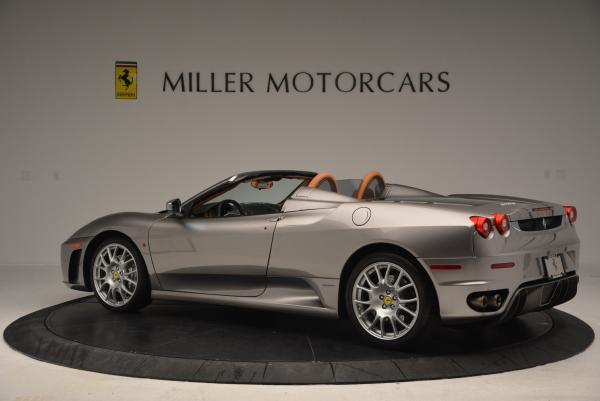 Used 2005 Ferrari F430 Spider 6-Speed Manual for sale Sold at Bugatti of Greenwich in Greenwich CT 06830 4