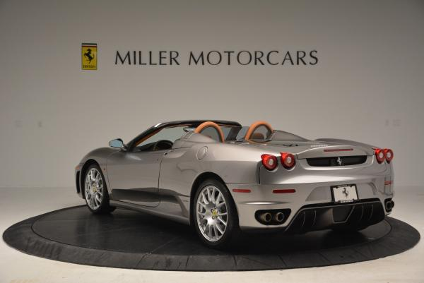 Used 2005 Ferrari F430 Spider 6-Speed Manual for sale Sold at Bugatti of Greenwich in Greenwich CT 06830 5