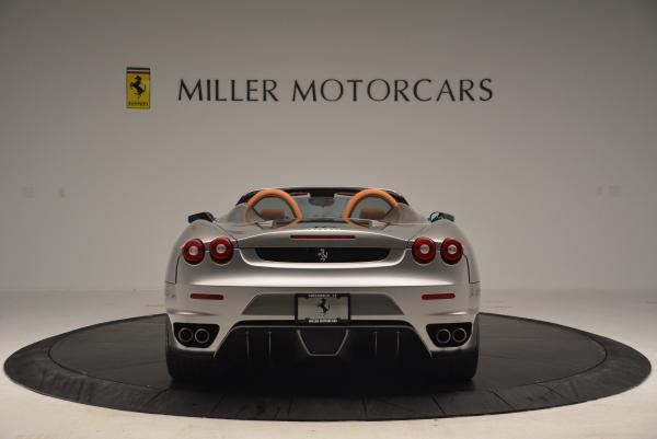 Used 2005 Ferrari F430 Spider 6-Speed Manual for sale Sold at Bugatti of Greenwich in Greenwich CT 06830 6