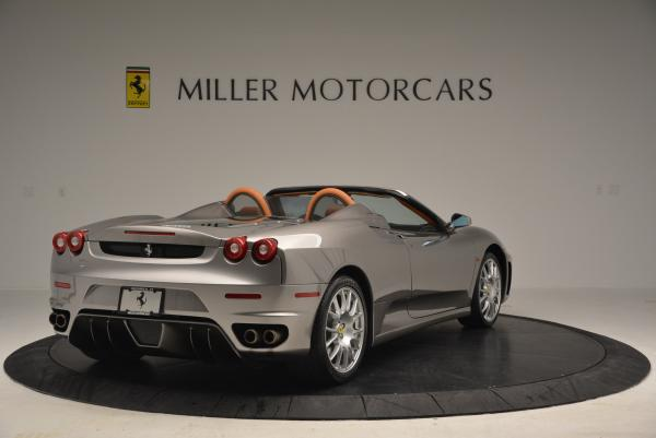 Used 2005 Ferrari F430 Spider 6-Speed Manual for sale Sold at Bugatti of Greenwich in Greenwich CT 06830 7