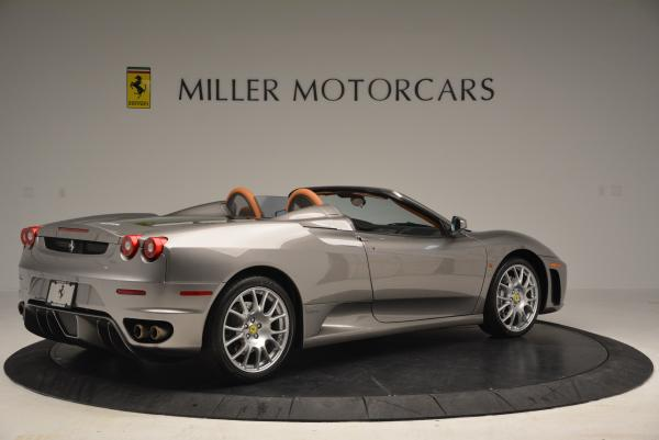 Used 2005 Ferrari F430 Spider 6-Speed Manual for sale Sold at Bugatti of Greenwich in Greenwich CT 06830 8