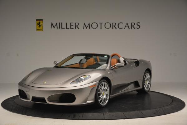 Used 2005 Ferrari F430 Spider 6-Speed Manual for sale Sold at Bugatti of Greenwich in Greenwich CT 06830 1
