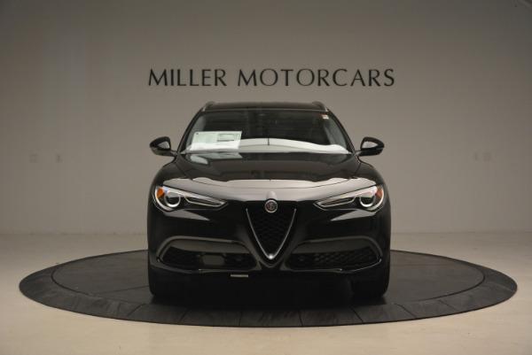 New 2018 Alfa Romeo Stelvio Ti Q4 for sale Sold at Bugatti of Greenwich in Greenwich CT 06830 11