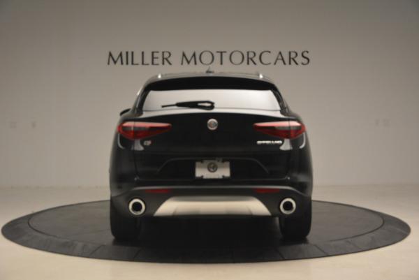 New 2018 Alfa Romeo Stelvio Ti Q4 for sale Sold at Bugatti of Greenwich in Greenwich CT 06830 5