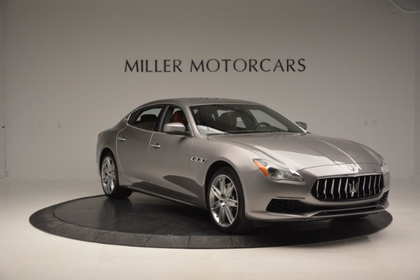 New 2017 Maserati Quattroporte S Q4 GranLusso for sale Sold at Bugatti of Greenwich in Greenwich CT 06830 11