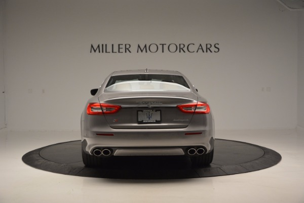 New 2017 Maserati Quattroporte S Q4 GranLusso for sale Sold at Bugatti of Greenwich in Greenwich CT 06830 6